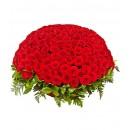 501 роза. Букеты из 501 розы