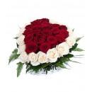 Букеты на День святого Валентина. Купить букеты на 14 февраля