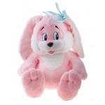 Зайчик розовый