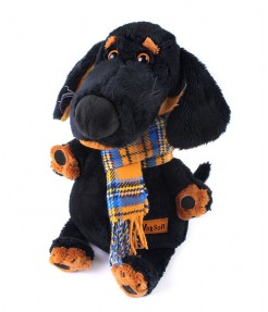 Ваксон в шарфе