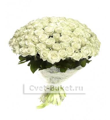 "Букет - ""Аваланш 101 роза"""