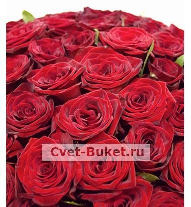 """Букет - """"Гранд При 101 роза"""""""