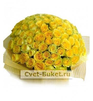 """Букет - """"Илиос 101 роза"""""""