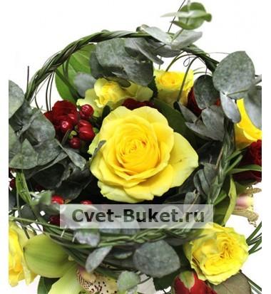 Букет - Ореол
