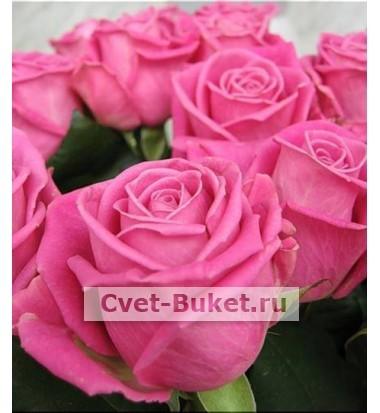 Букет - Розы Аква