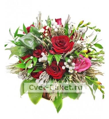Композиции из цветов - Соната