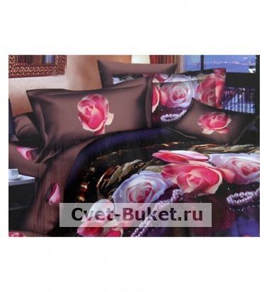 Постельное белье - Розы -2 сп