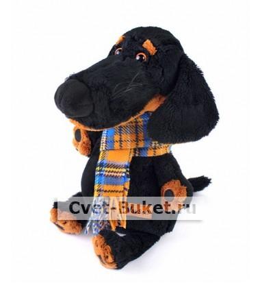 Мягкая игрушка - Ваксон в шарфе
