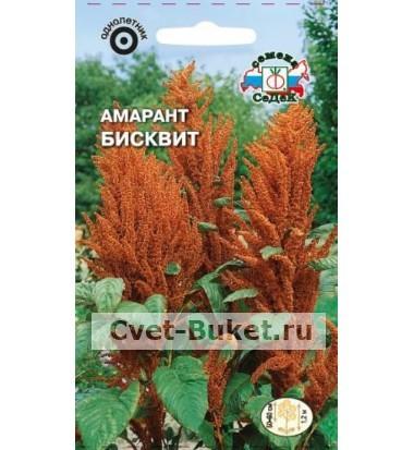 Семена - Амарант бисквит