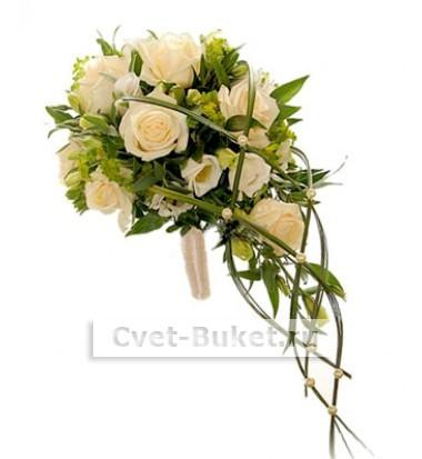 Свадебный букет - Любава