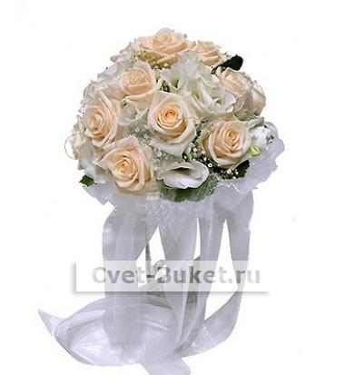 Свадебный букет - Восторг