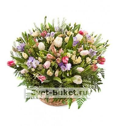 Букет тюльпанов 03