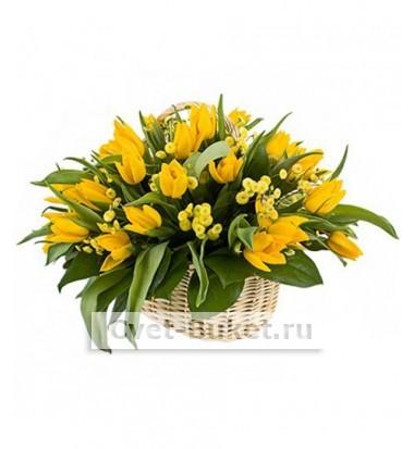 Букет тюльпанов 27