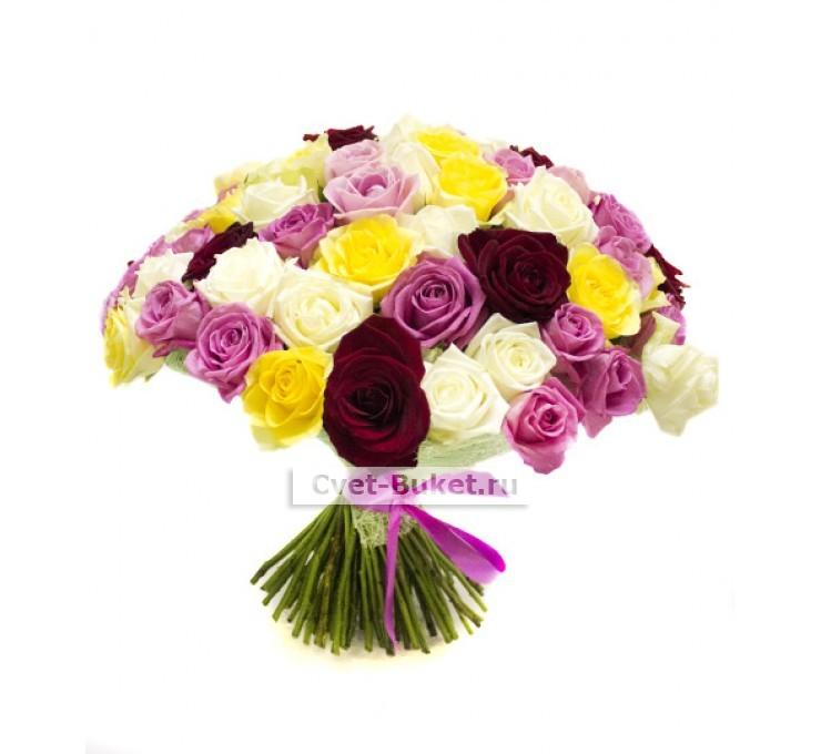 Цветы Дешево В Москве